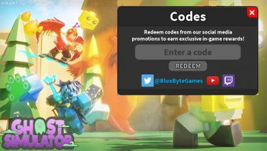 Photo of Roblox: Get Latest Ghost Simulator Working Code List