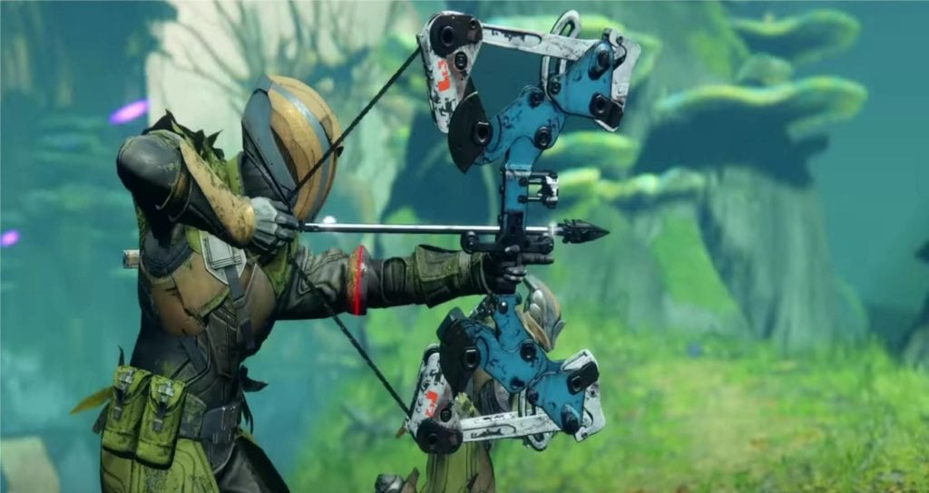 Destiny 2: How to get Leviathan's Breath the Exotic bow