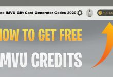 Photo of Get Free IMVU Gift Card Generator Codes 2020