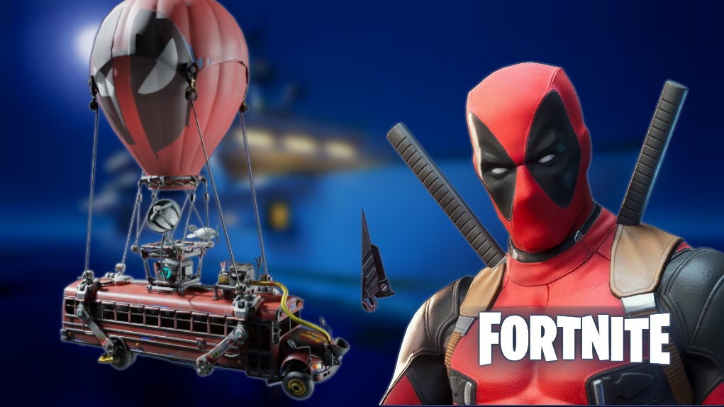 Fortnite Deadpool Challenges Guide: Where to find Deadpool's pistols and unlock the Deadpool outfit