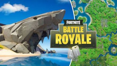 Photo of Fortnite: Rapid's Rest, Gorgeous Gorge, Skye's Coastal Campsites Location