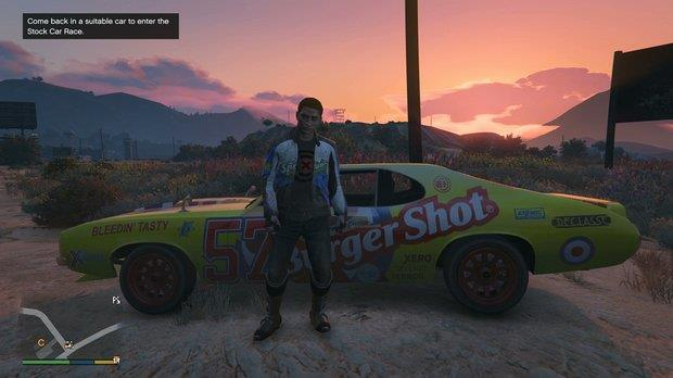 How to get the GTA 5 Monster Truck: GTA 5 Stock Car Races and Cheval Marshall locations