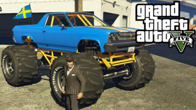 Photo of How to get the GTA 5 Monster Truck: GTA 5 Stock Car Races and Cheval Marshall locations
