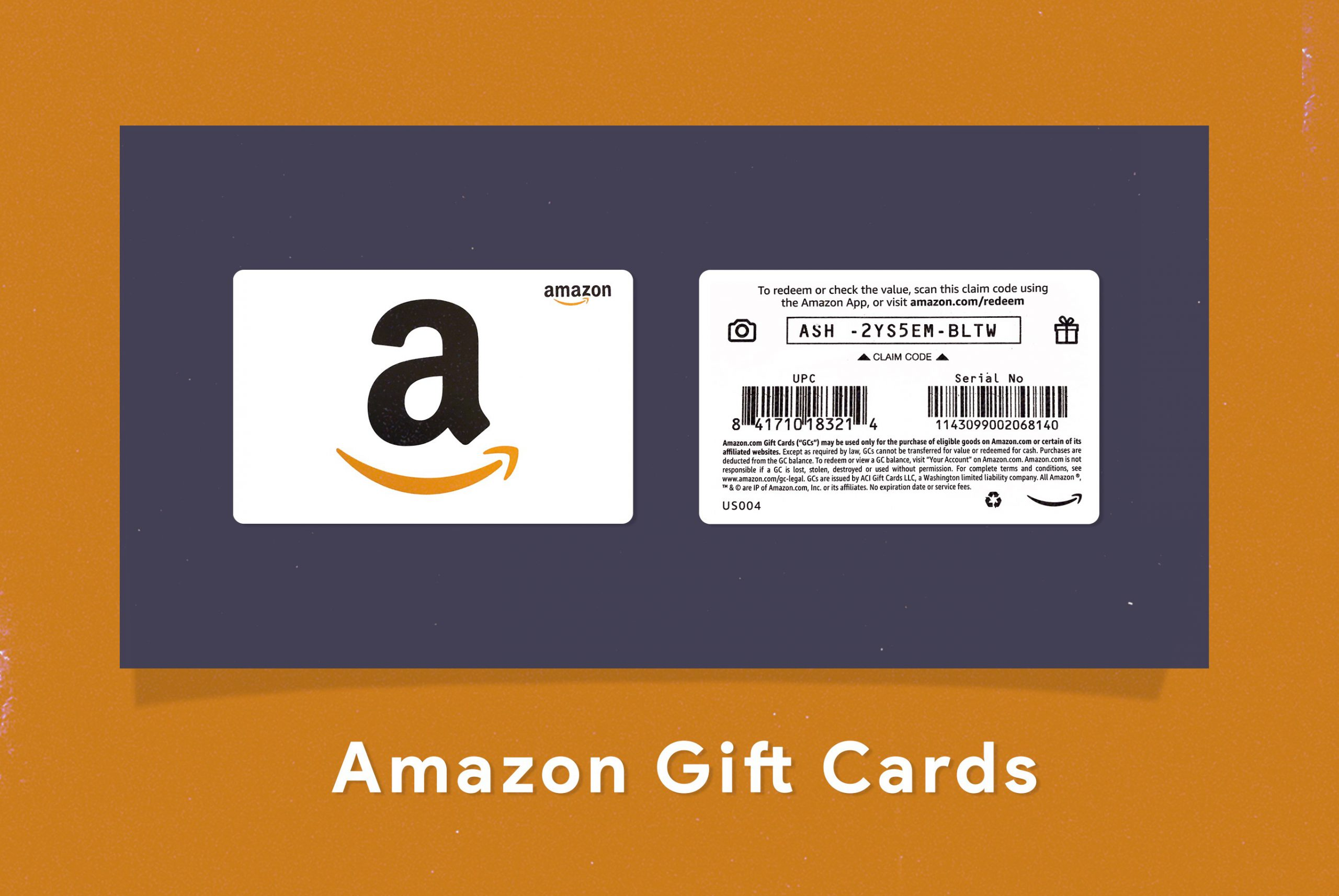 Amazon Gift Card Generator Codes (2020)