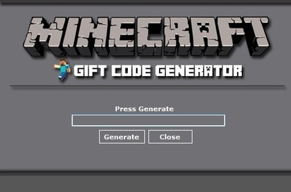 Minecraft Gift Card Codes