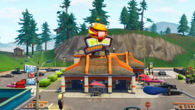 Photo of Fortnite Durrr Burger Location: Durrr Burger Food Trucks in Fortnite